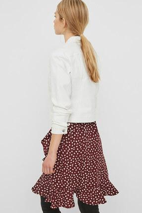 Vero Moda Kadın Beyaz Trençkot 10193085 4