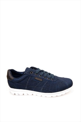 Lumberjack SABER Lacivert Erkek Sneaker 100248814 0