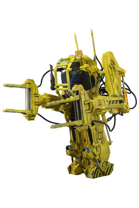 New Alien 7inch Action Figure Series Deluxe Vehicle P-5000 Power Loader NECA