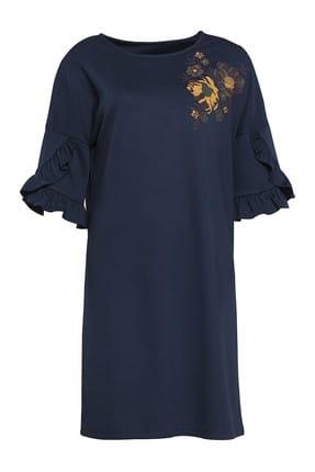 Tchibo Çiçek Baskılı Elbise 112370 2