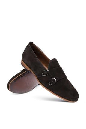 Deery Siyah Erkek  Loafer Ayakkabı 01705MHAKM01 2