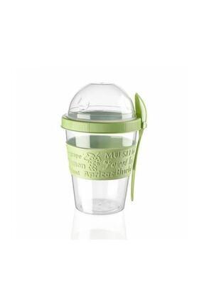 Titiz Yoğurt Bardağı Kaşıklı 9012922 0