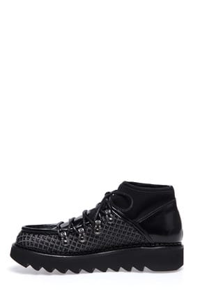 ALBERTO GUARDIANI Kadın Siyah Sneaker 1