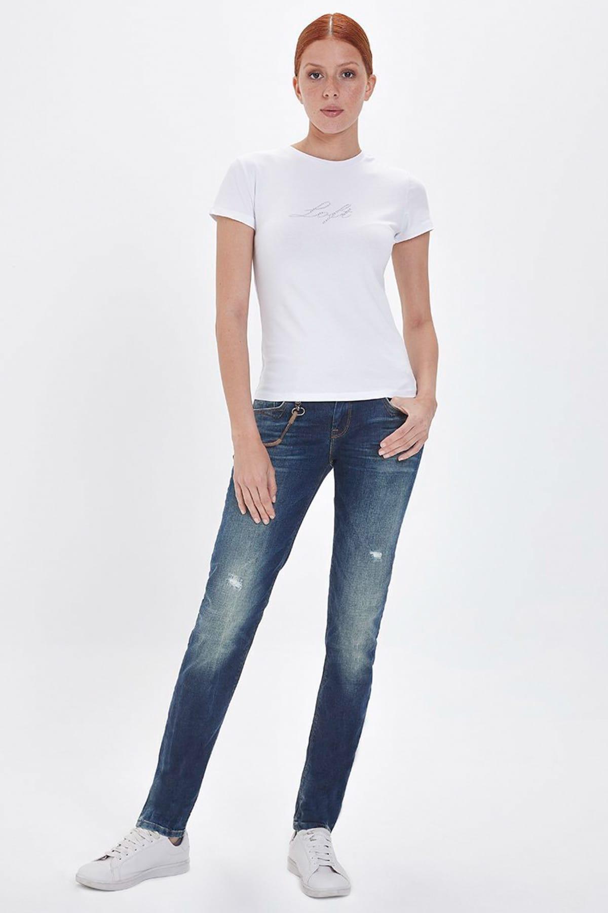 Loft Kadın T-shirt LF2022483