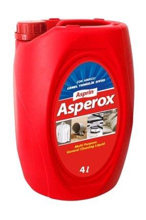 Asper Asprin (OX) Genel Temizlik 4 Lt 0