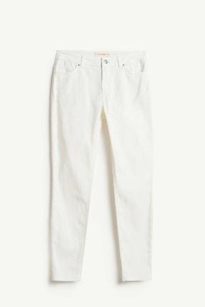 Yargıcı Kadın Ham Beş Cep Pantolon 9KKPN3122X 1