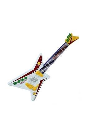 Super Sonic Müzikal Tuşlu Elektronik Gitar 0