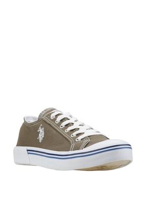 US Polo Assn PENELOPE Haki Erkek Sneaker 100248653 2