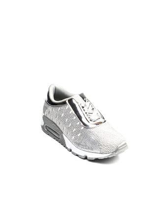 Guja Gümüş Rengi Kadın Yürüyüş Ayakkabısı 18YGUZ165G 0
