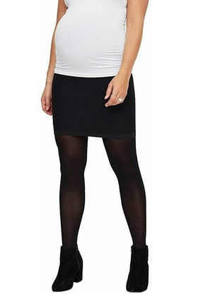 Akdağ Sportswear Seamless ( Dikişsiz ) Rahat Esnek Hamile Etek 1