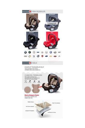 Baby Home Bh-590 Elit 0-13 Kg Ana Kucağı Ve Oto Koltuğu Taşıma  Puset 3