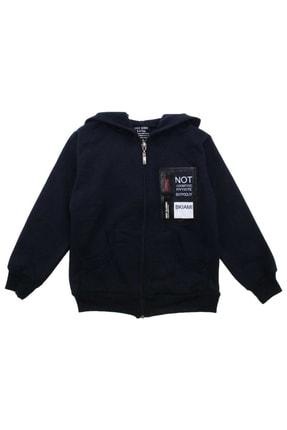 E.R.D Kids Lacivert Erkek Çocuk Sweatshirt 0
