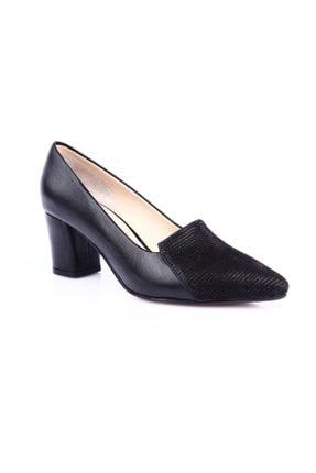Dgn Siyah Kadın Ayakkabı 3
