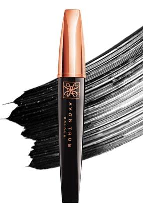 Avon Uzunluk Verici ve Besleyici Siyah Maskara - True Colour Mascara Black 7 ml 8681298934080 1