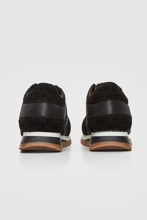 LC Waikiki Kadın Siyah Sneaker 9W8947Z8 3