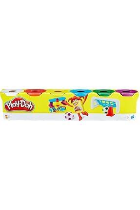 Play Doh Orjinal Oyun Hamuru 6'lı 1