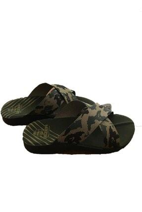 Gezer Erkek Yazlık Kaydırmaz Havuz Deniz Banyo Ve Günlük Terlik- Adım Adım Ayakkabı 1