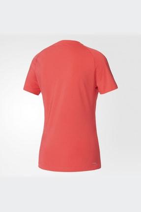adidas D2M TEE 3S Kadın Tişört 3