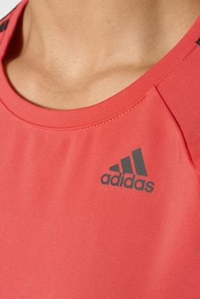 adidas D2M TEE 3S Kadın Tişört 4