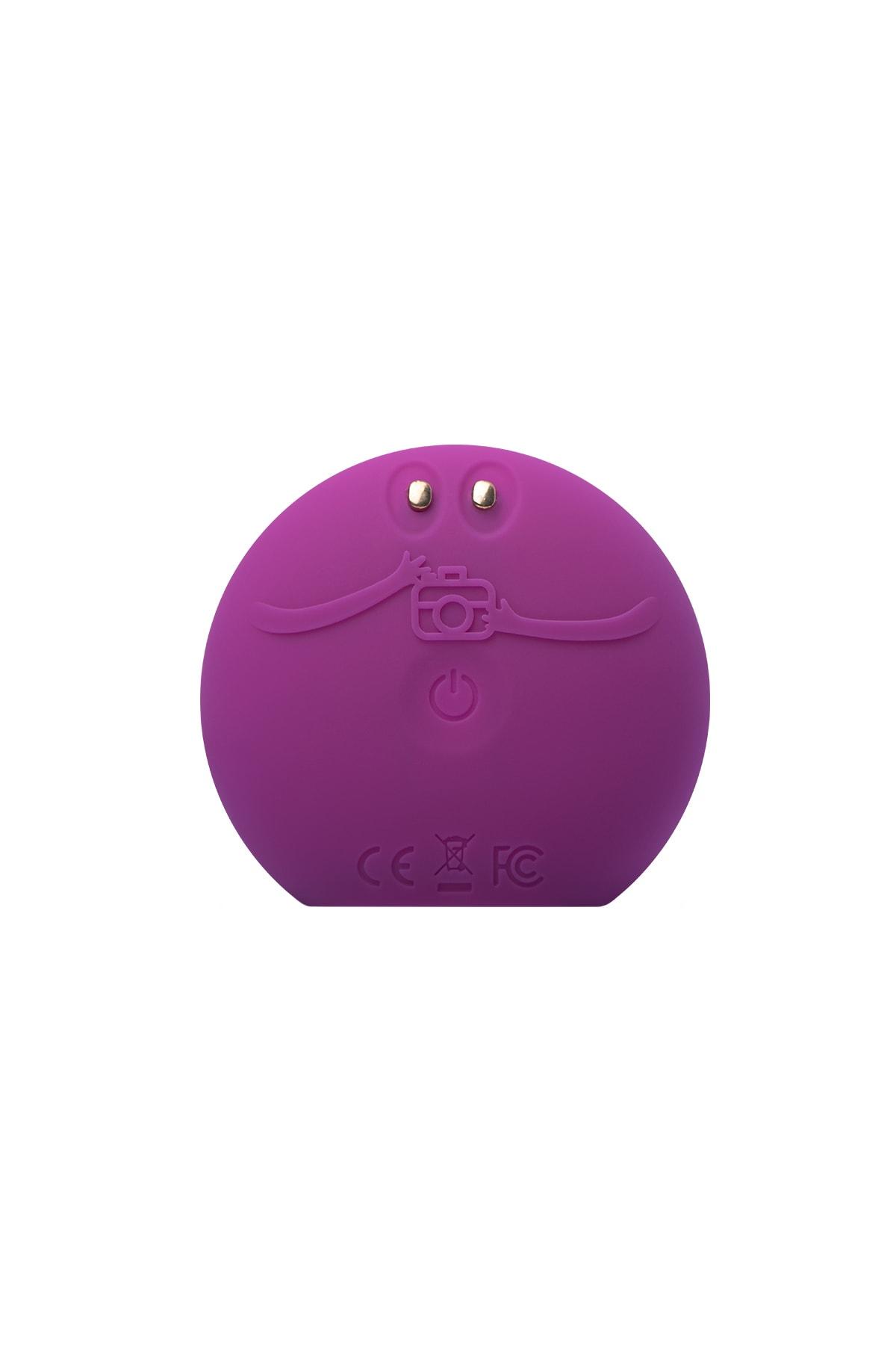 Foreo LUNA Fofo Akıllı Yüz Temizleme ve Masaj Cihazı - Purple 7350092137867 1