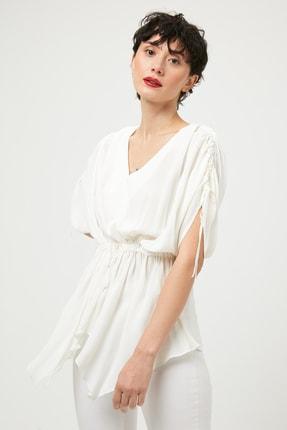İpekyol Kadın Beyaz Bluz IS1190006471 0