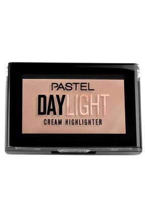 Pastel Krem Aydınlatıcı - Daylight Cream Highlighter Sunset 8690644008122 0