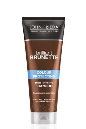 John Frieda Kahverengi Saçlara Özel Renk Koruyucu Nemlendirici Şampuan 1