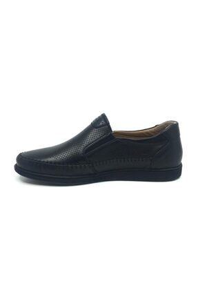 Taşpınar Likers %100 Deri Yazlık Rahat Erkek Ortopedik Rok Ayakkabı 40-44 2