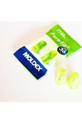MOLDEX 7700 Gürültü Önleyici Kulak Tıkacı 50 Adet 1