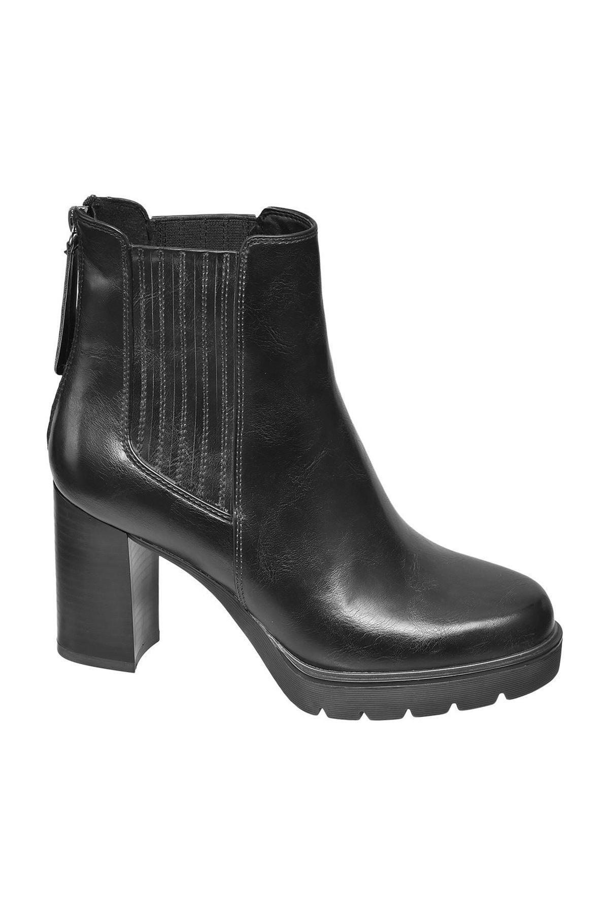 Deichmann Siyah Kadın Ayakkabı