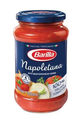 Barilla Napoletana Makarna Sosu 400 gr 0