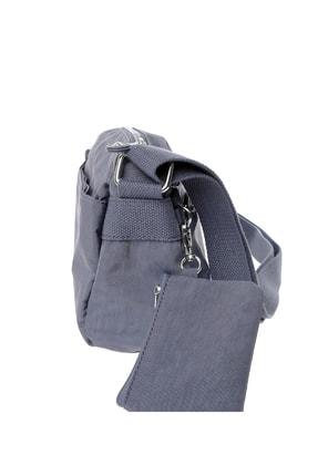 Smart Bags Kadın Füme Omuz Çantası 3