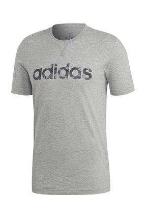 adidas E CAMO LIN TEE Erkek Tişört 0