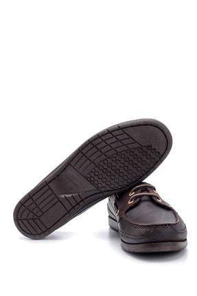 Derimod Hakiki Deri Kahve Erkek Casual Ayakkabı 3
