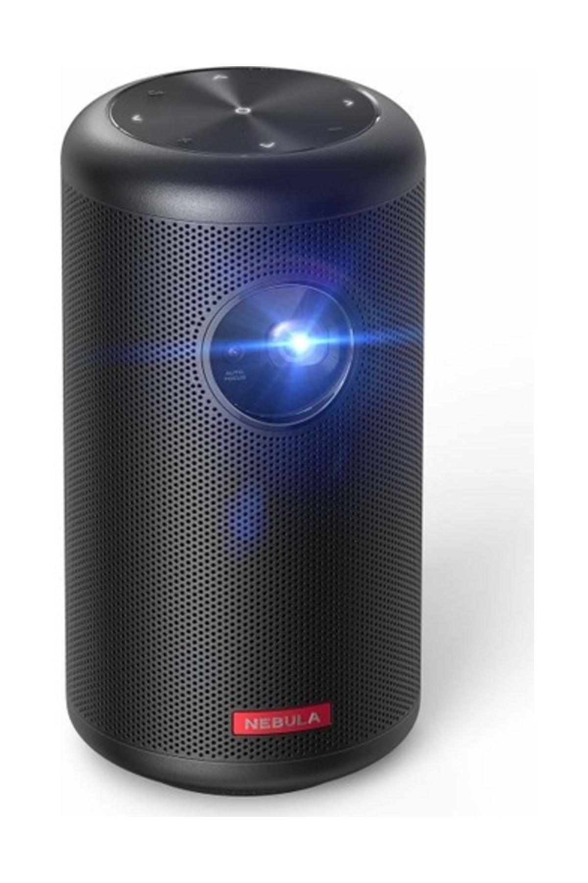 Nebula Capsule Iı Akıllı Mini Portatif Projeksiyon 200 Lumen 720p Hd Hoparlör Cep Sineması