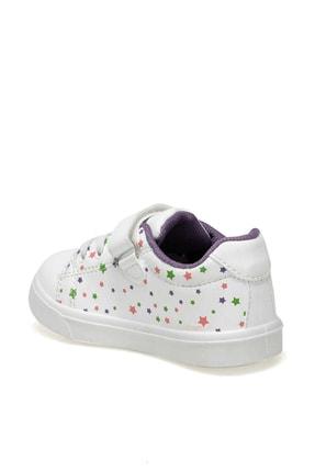 Icool LOVELY.2 Beyaz Kız Çocuk Sneaker Ayakkabı 100415185 2