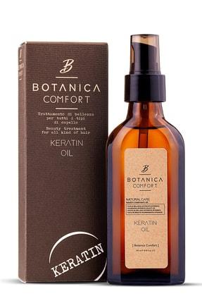 BOTANICA COMFORT Aşırı Yıpranmış Saçlar için Keratin Bakım Yağı 100 ml 8682009368026 0