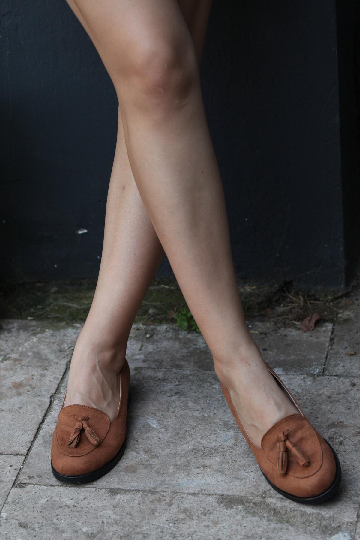 Brook Taba Oxford Ayakkabı