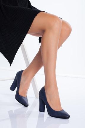Zeus Sandals Hakiki Deri Kadın Ayakkabısı Topukluayakkabi 0