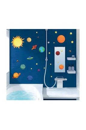 KT Decor Mars Güneş Sistemi Dünya Ve Gezegenler Duvar Sticker 2