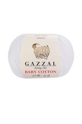 Gazzal Baby Cotton 3432 Pamuklu Amigurumi 0