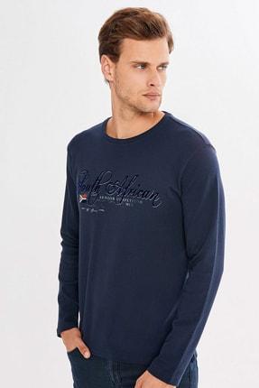 Mcl Giyim Erkek Lacivert Sweatshirt - 19KE00B29865-05 0
