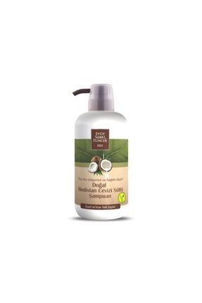 Eyüp Sabri Tuncer Doğal Hindistan Cevizi Sütlü Şampuan 600 ml 0