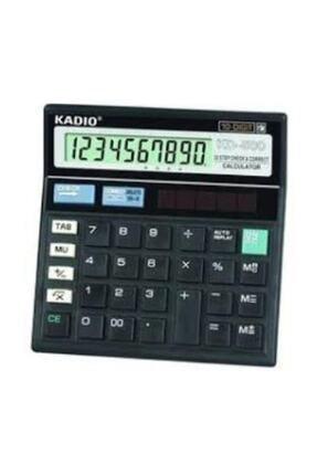 WOODOY Kadıo Hesap Makinesi Cep Kd-500 0