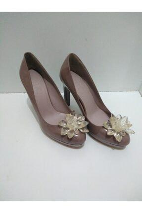 Topuklu Rugan Ayakkabı TYC00132980161