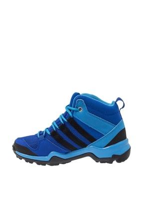 adidas Terrex AX2R Mid Cp Çocuk Mavi Bot (BC0673) 1