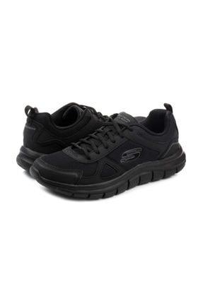 Skechers TRACK- SCLORIC Erkek Siyah Spor Ayakkabı 1