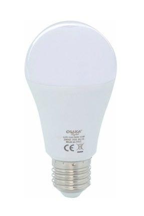 Osaka Light 15w A60 Led Ampul E27 Beyaz 3'lü 0