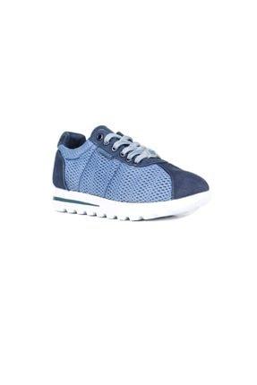 Hammer Jack Kot Mavı Kadın Sneaker 188 3100-Z-539 3