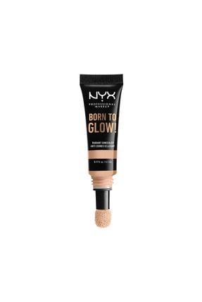 NYX Professional Makeup Kapatıcı - Born To Glow Naturally Radiant Concealer 6 Vanilla 800897196943 1